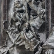 The Gates of Hell, Detail