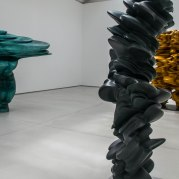 Amazing sculptures by Tony Cragg.