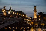 Pont Alexandre III at Night