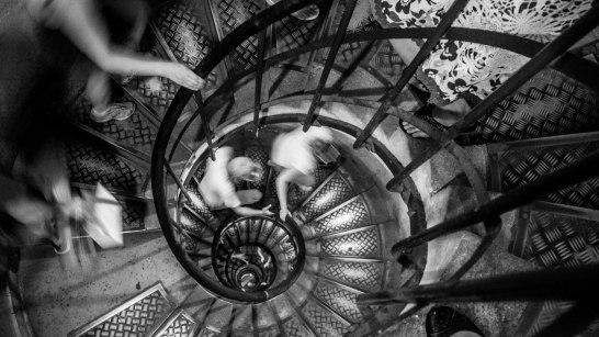 Stairwell à la Escargot
