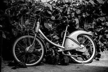 Flat Tire Vélib'