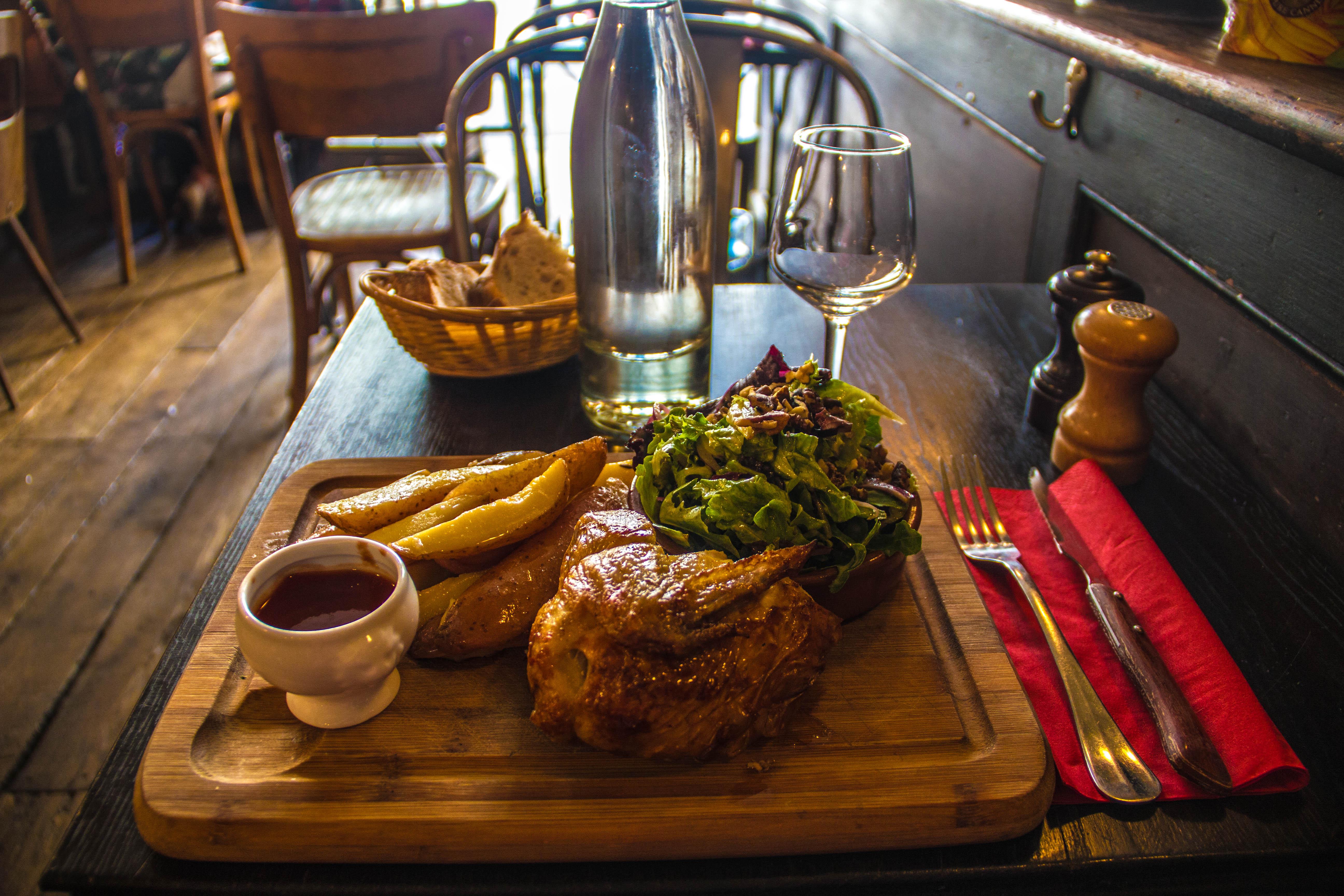 Prix Fixe Restaurants Near Haymarket