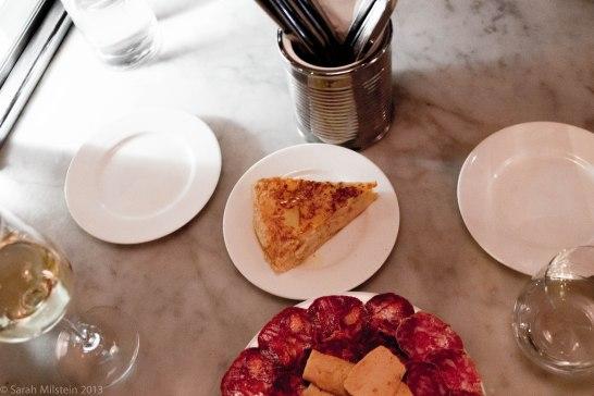 Tortilla & Charcuterie