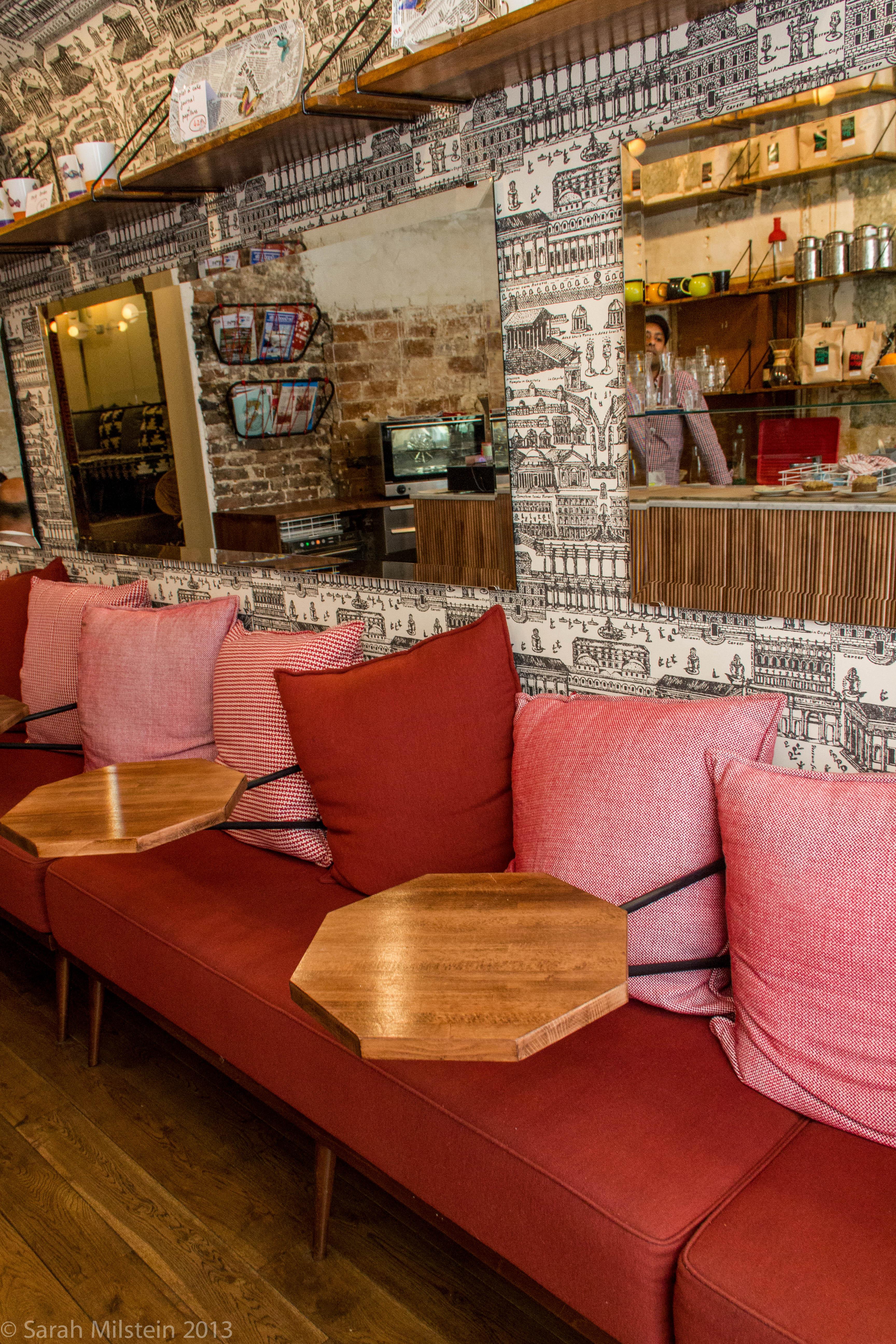 Cafe Creme Paris Marais