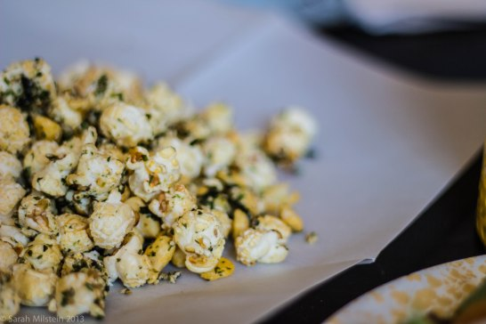 Furikaki Kettle Corn
