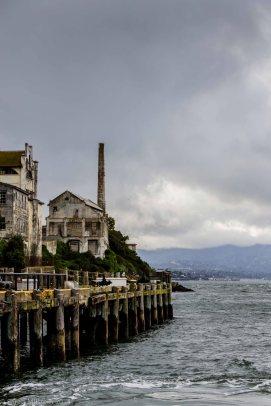 Dock of Alcatraz