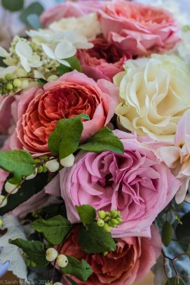 Garden Roses by Espe Floral + Foliage