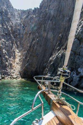 Aegean Sea Cave